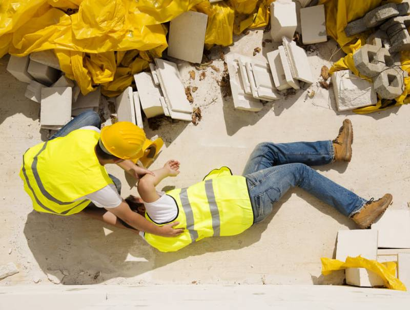 What Happens If You Get Injured at Work?