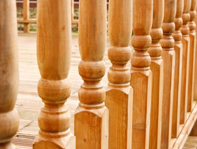 What is A Balustrade?