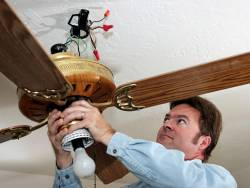 Can You Add A Light Fixture to A Ceiling Fan